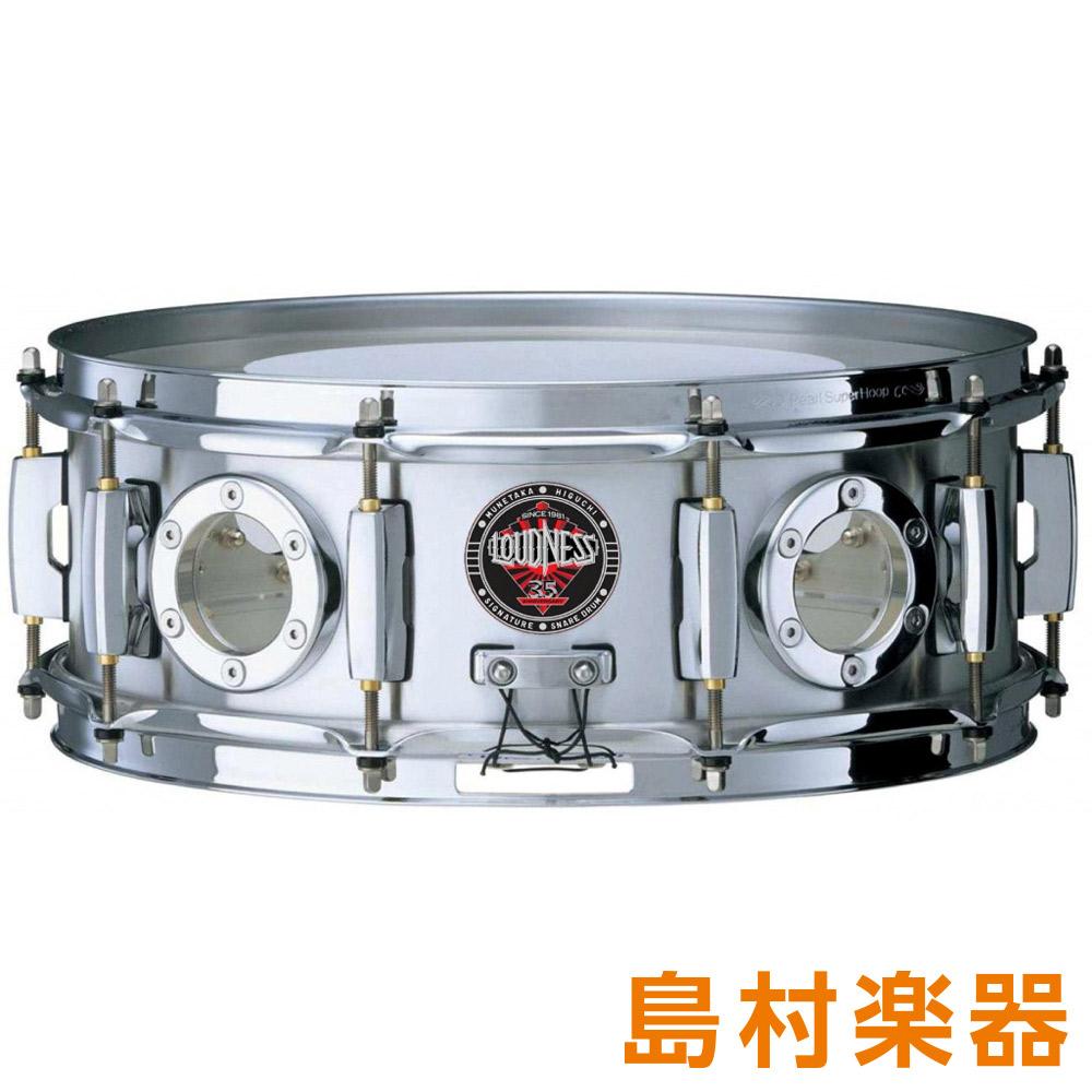 Pearl EQ1450-L35 スネアドラム 樋口宗孝 【パール】