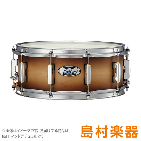 Pearl MCT1455S/C スネアドラム Masters Maple Complete 【パール】
