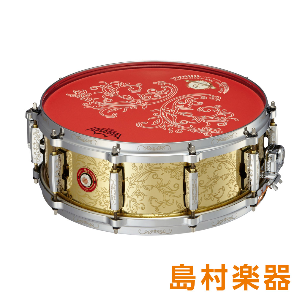 Pearl Pearl Drums 70th AnniversarySpecial Limited Edition Snare Drums RFB1450/70 スネアドラム 70th Annv. 【パール】