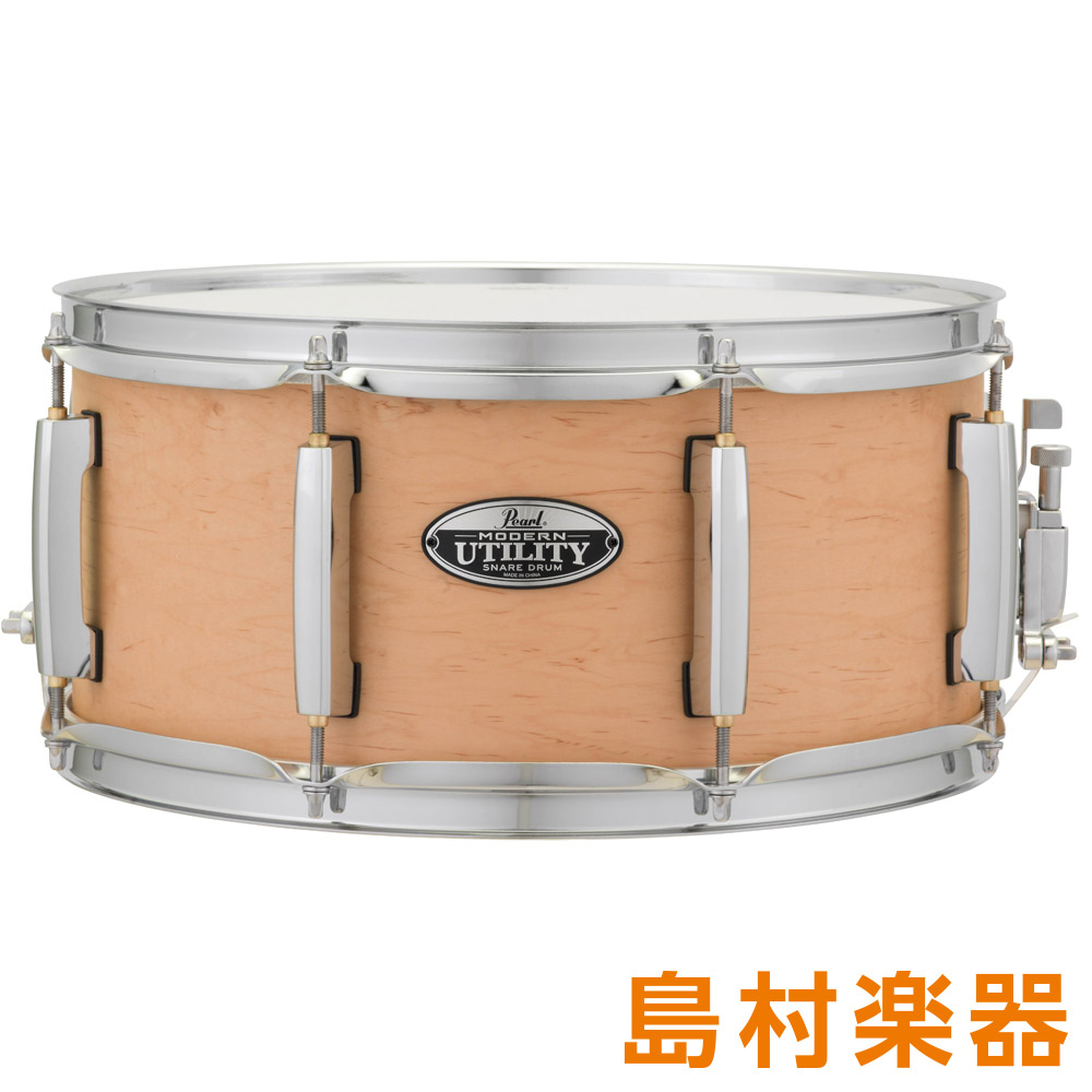 Pearl Pearl MODERN UTILITY SNARE DRUMS SNARE MUS1465M スネアドラム モダンユーティリティ【パール UTILITY】, カフ電器:bcfaf218 --- officewill.xsrv.jp