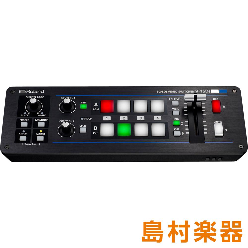 Roland V-1SDI 3G-SDIビデオスイッチャー 【ローランド】