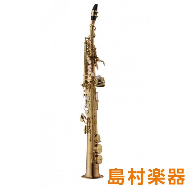 YANAGISAWA S-WO20 Bronze ソプラノサックス Bb ラッカー仕上 【ストレートタイプ】 【ヤナギサワ SWO20】