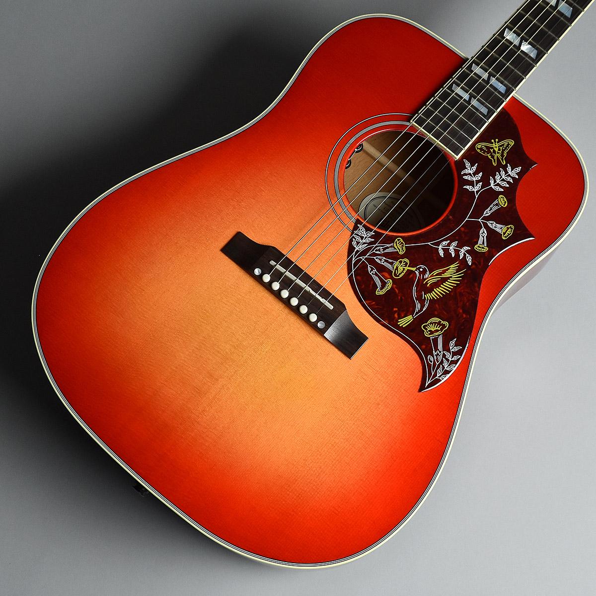 Gibson Hummingbird 2018 Heritage Burst S/N:10088011 エレアコ 【ギブソン】【未展示品】
