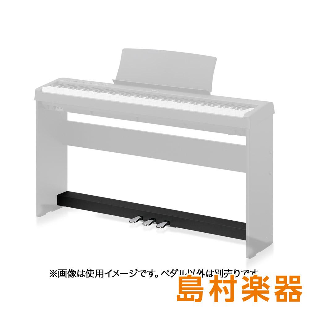 KAWAI F-350B ブラック 電子ピアノ 3本ペダルユニット 【ES110B専用】 【カワイ】【予約受付中:2018年7月20日発売予定】