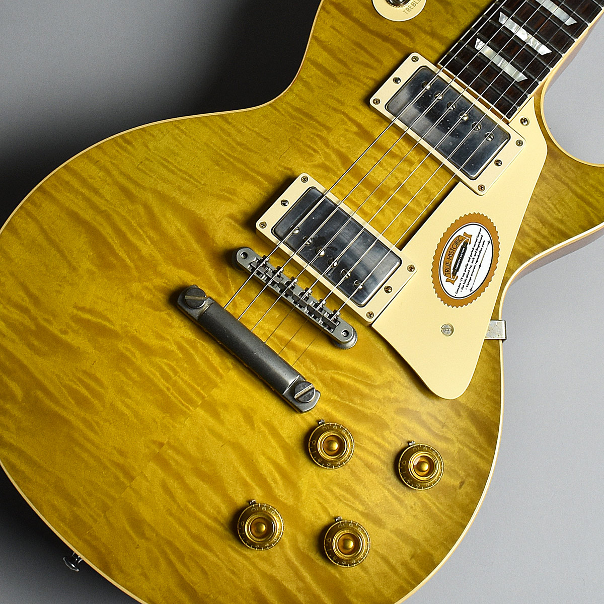Gibson Custom Shop True Historic 1959 Les Paul Standard Danger Burst Vintage Gloss M2M S/N:971270 【ギブソン カスタムショップ】【未展示品】