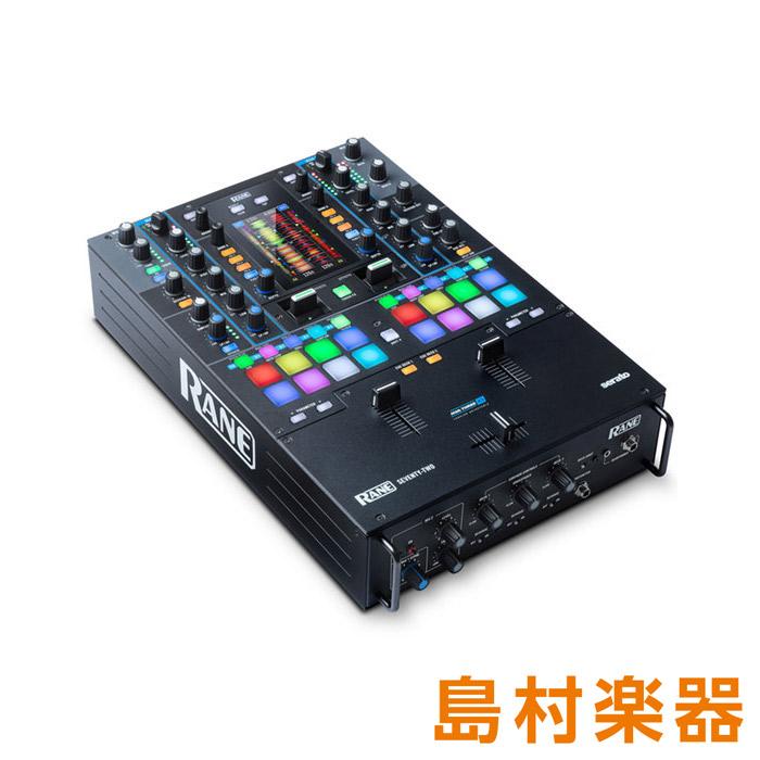 RANE SEVENTY-TWO DJミキサー [Serato Pitch'n Time DJ]同梱 【レーン】