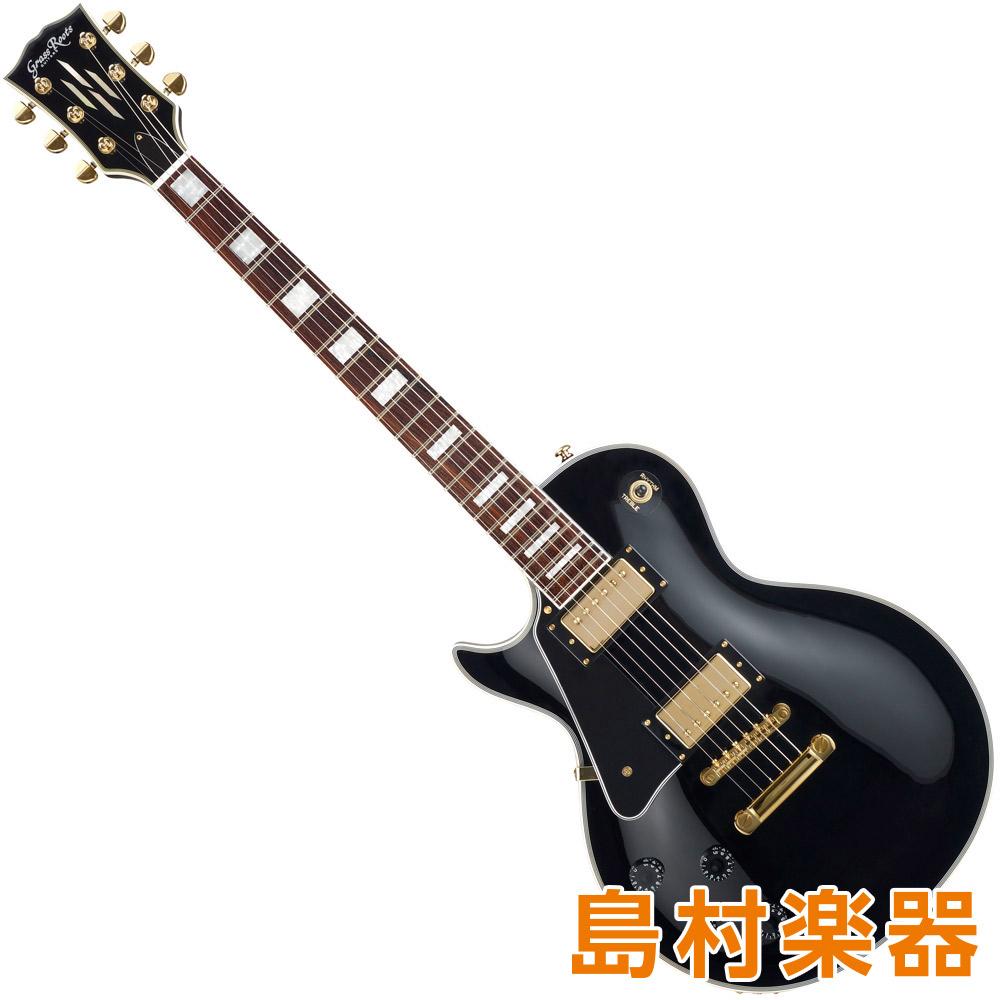 GrassRoots G-LP-60C/LH BK エレキギター 左利き レフトハンド 【グラスルーツ】