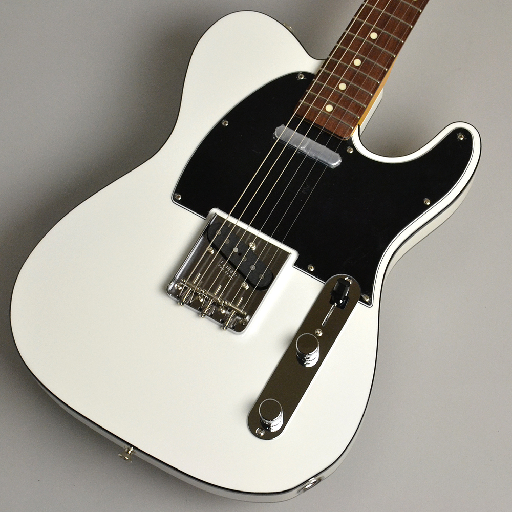 Fender Fender MADE IN JAPAN TRADITIONAL 60S TELECASTER CUSTOM/Arctic White (S/N:JD17030201) エレキギター 【フェンダー】【イオンモール幕張新都心店】【現物画像】