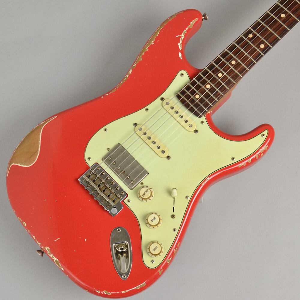 XOTIC XSC-2/Fiesta Red Heavy Aged #552 エレキギター 【エキゾチック】【イオンモール幕張新都心店】【現物画像】