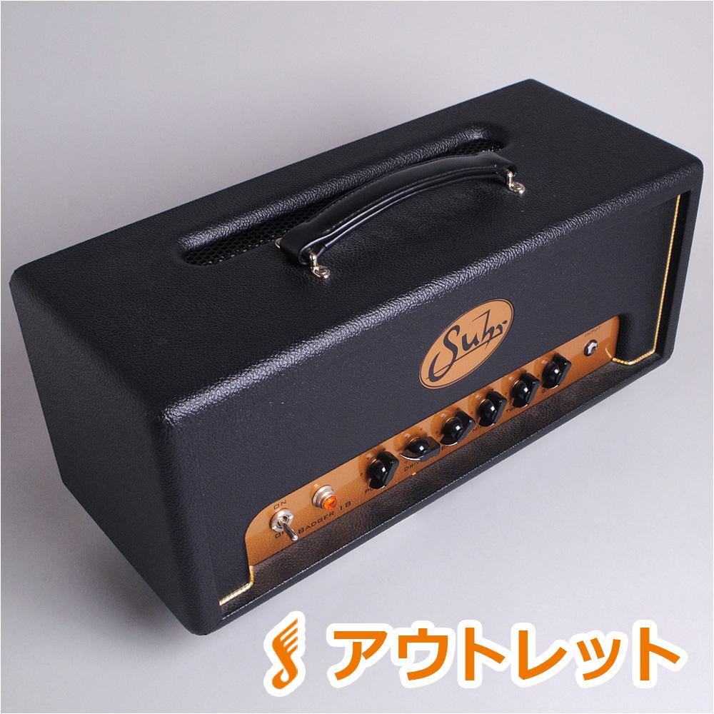 Suhr Guitars Badger 18 Head ギターアンプ・ヘッド 【サーギターズ 18Wオールチューブ】【ビビット南船橋店】【アウトレット】【現物画像】