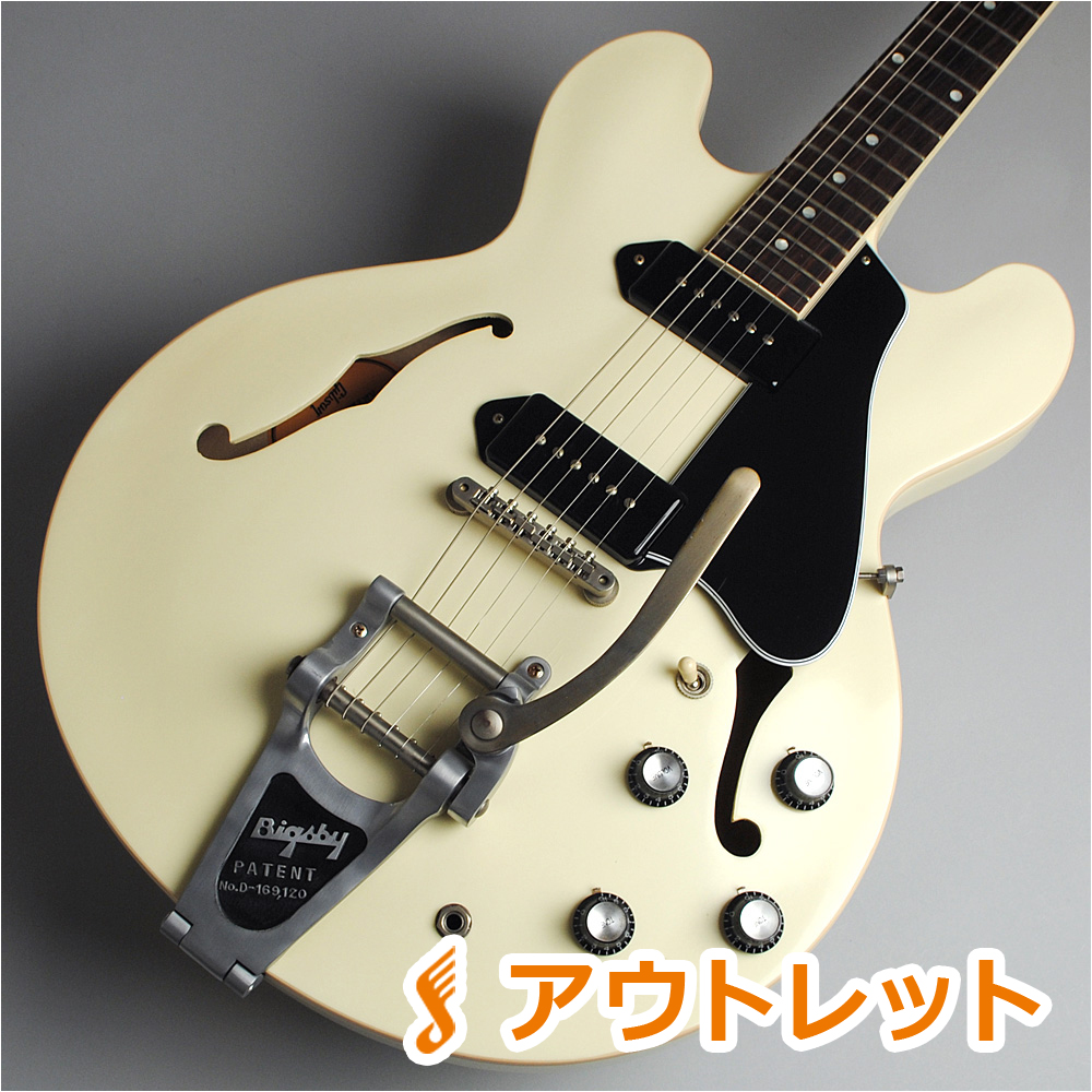 Gibson Limited Run Tamio Okuda 1959 ES-330/Classic White(S/N:A09328) エレキギター/奥田民生モデル 【ギブソン】【ビビット南船橋店】【アウトレット】【現物画像】