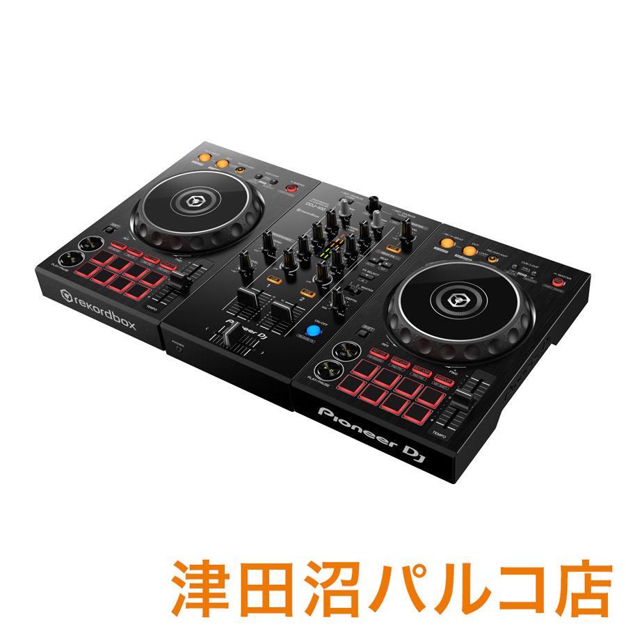 Pioneer DJ DDJ-400 DJコントローラー [ rekordbox DJ]付属 【パイオニア】【津田沼パルコ店】