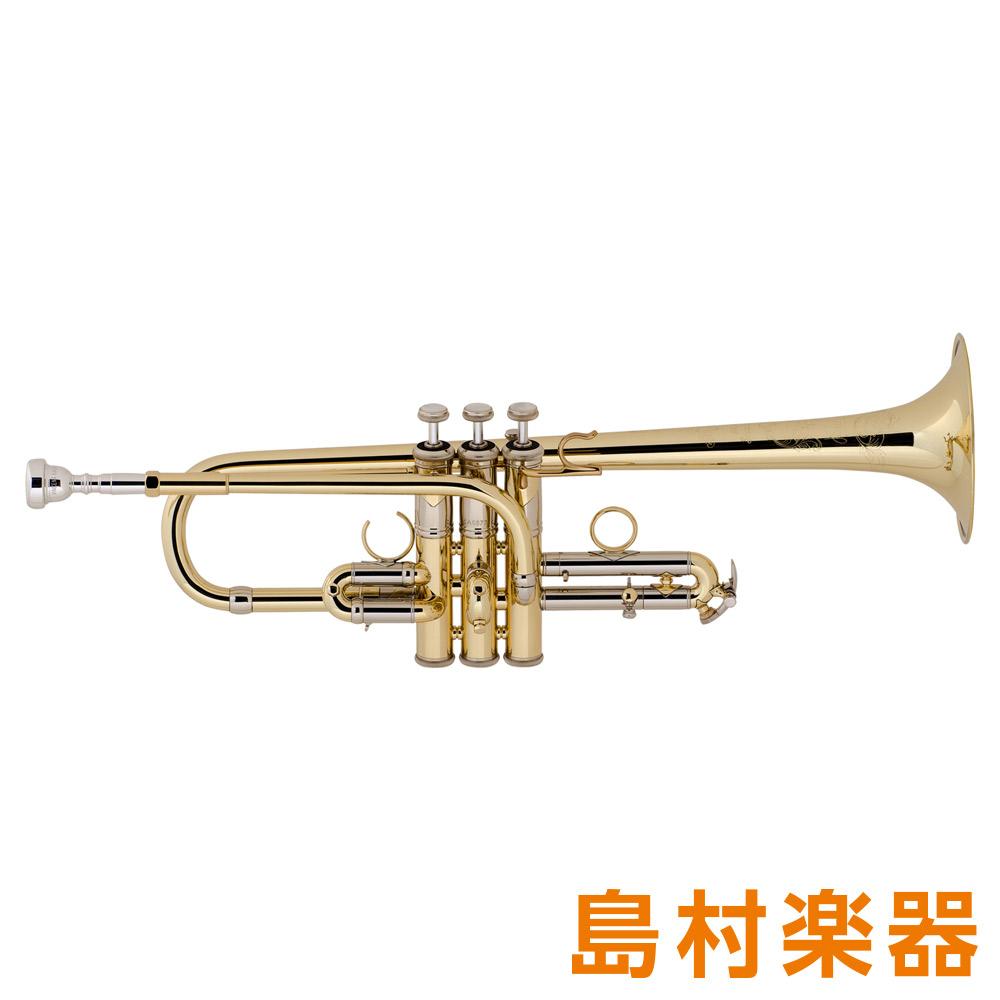 Bach ADE190 Artisan トランペット E♭ D管 ゴールドラッカー イエローブラス 【バック アルティザン】