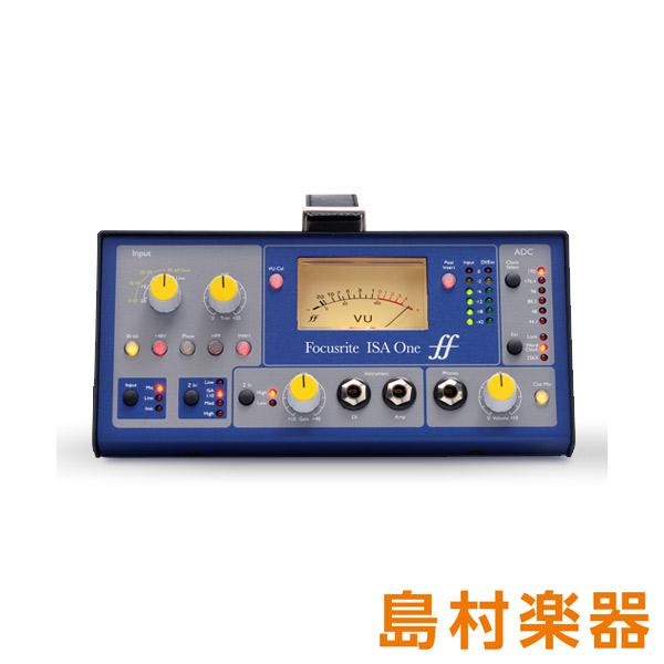 Focusrite ISA One マイクプリアンプ 【フォーカスライト】