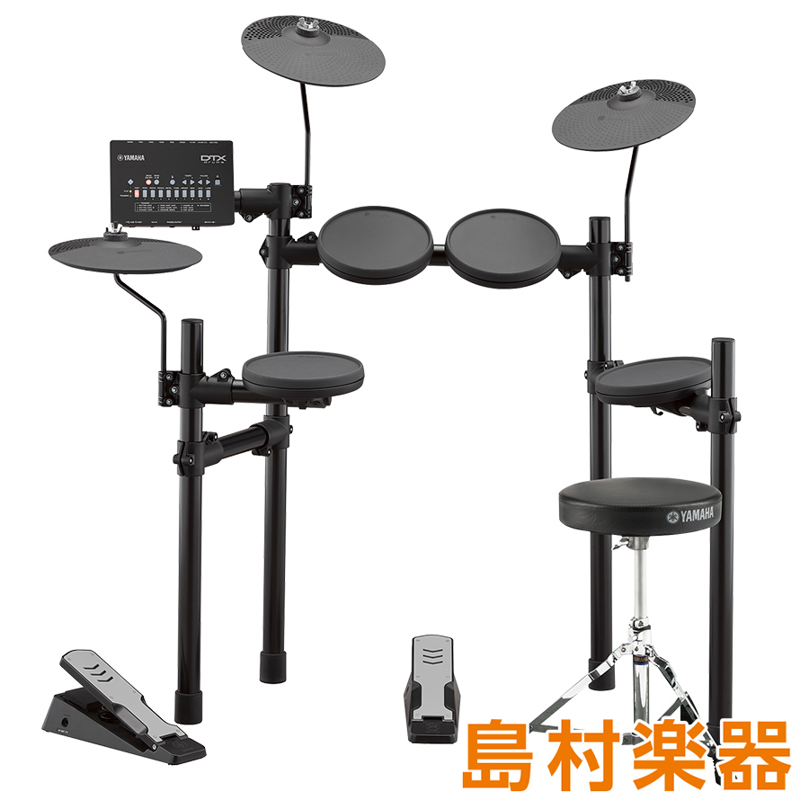 YAMAHA DTX402KS 電子ドラムセット DTX402シリーズ 【ヤマハ】