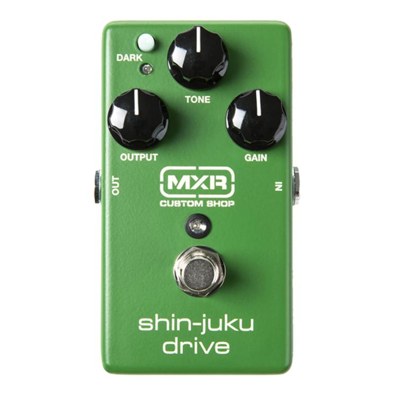 MXR CSP035 Shin-juku Drive オーバードライブ エフェクター CustomShop
