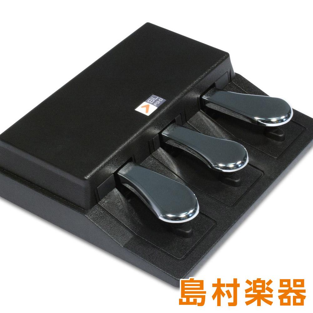 Studiologic SLシリーズ用 3ペダル [ Studiologic SL88シリーズ / Numa Compact2]対応 【スタジオロジック SLP3-D】