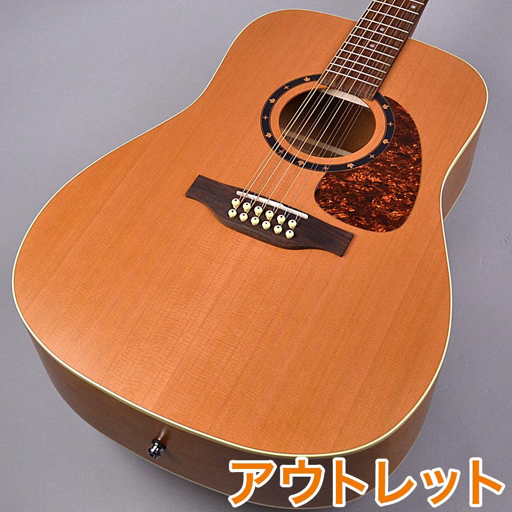 Norman B18 12 Cedar NAT アコースティックギター 【ノーマン 12弦】【りんくうプレミアムアウトレット店】【アウトレット】