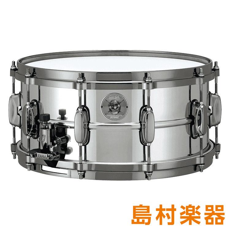 TAMA CB1465 スネアドラム Charlie Benante 【タマ】