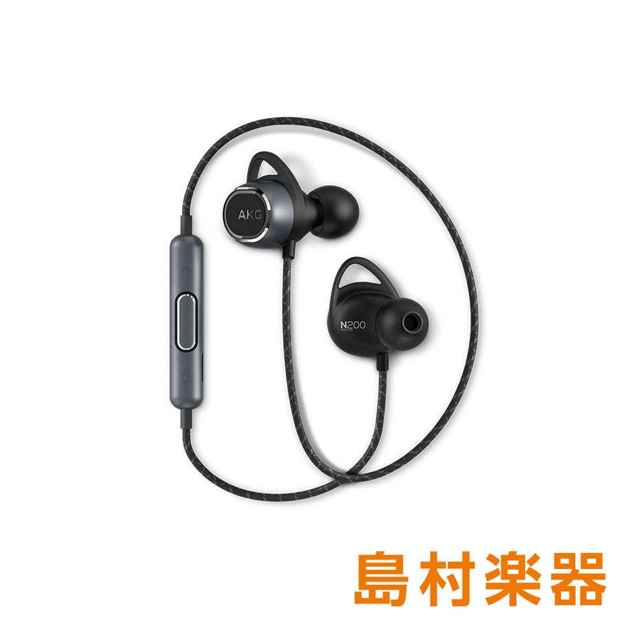AKG N200 WIRELESS ワイアレスイヤホン Bluetoothイヤホン
