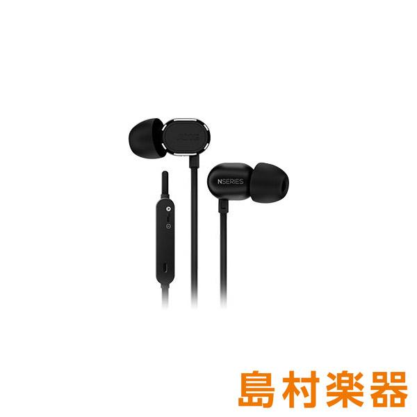 AKG N20U (ブラック) マイク付き イヤホン [ Android/ iOS]対応