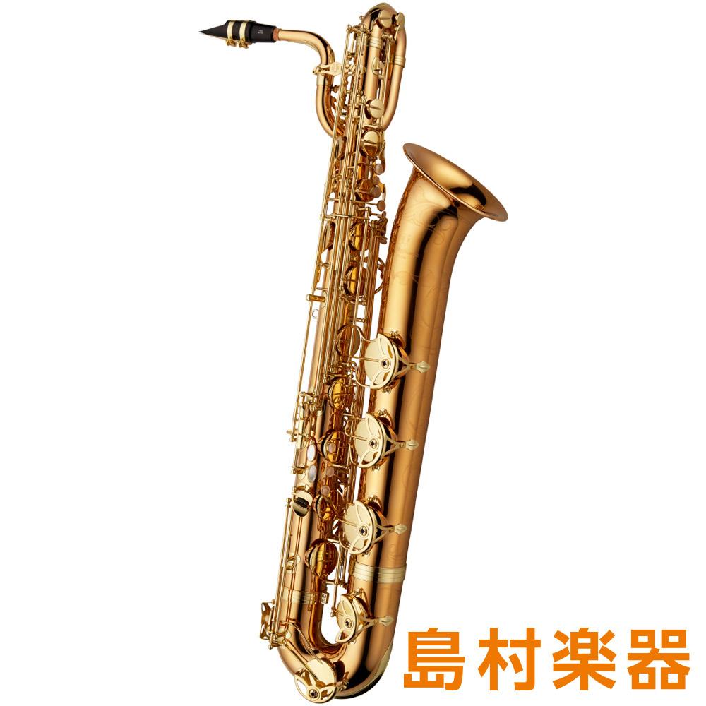 YANAGISAWA B-WO20 バリトンサックス E♭ ブロンズブラス製 ラッカー仕上 HighF♯キー付 彫刻入 【ヤナギサワ】