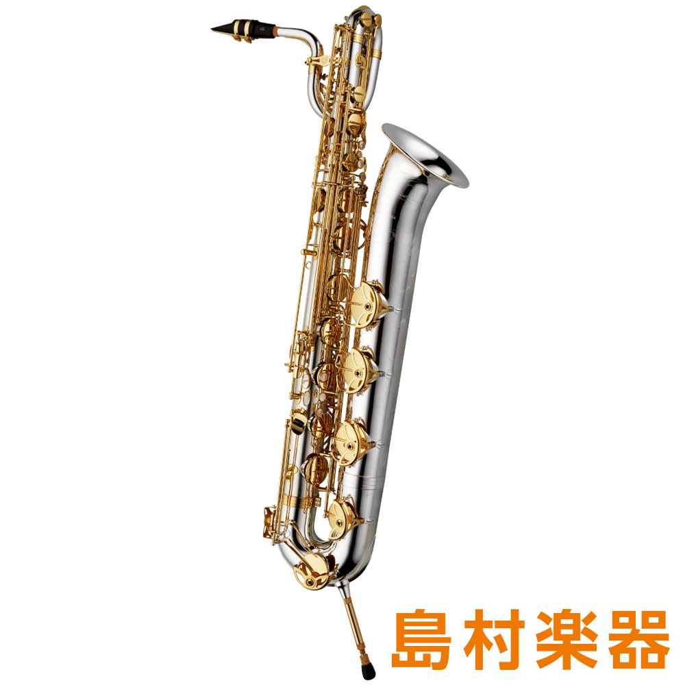 YANAGISAWA B-WO30 BSB バリトンサックス E♭ シルバー製 HighF♯キー付 レスト付 彫刻入 【ヤナギサワ】