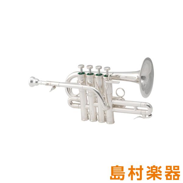 Schilke P7-4 SP ピッコロトランペット High B♭ シルバープレート仕上 【シルキー】