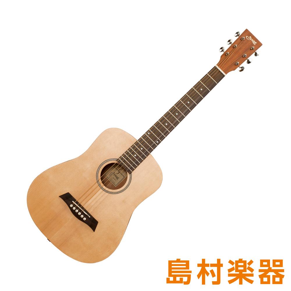 S.Yairi YM-02 NTL ミニアコースティックギター 【Sヤイリ】