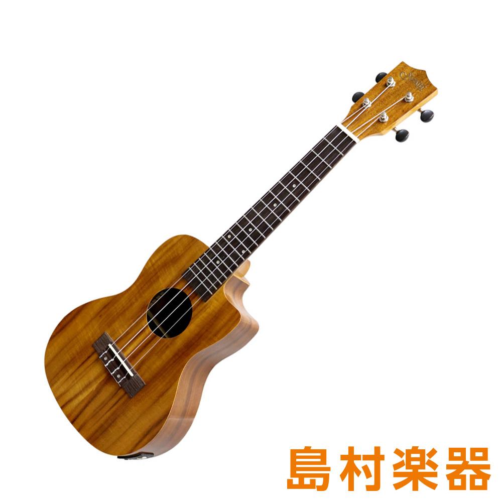 S.Yairi YU-C-01KE PREAMP SERIES コンサート プリアンプ搭載モデル 【Sヤイリ】【ソフトケース付き】