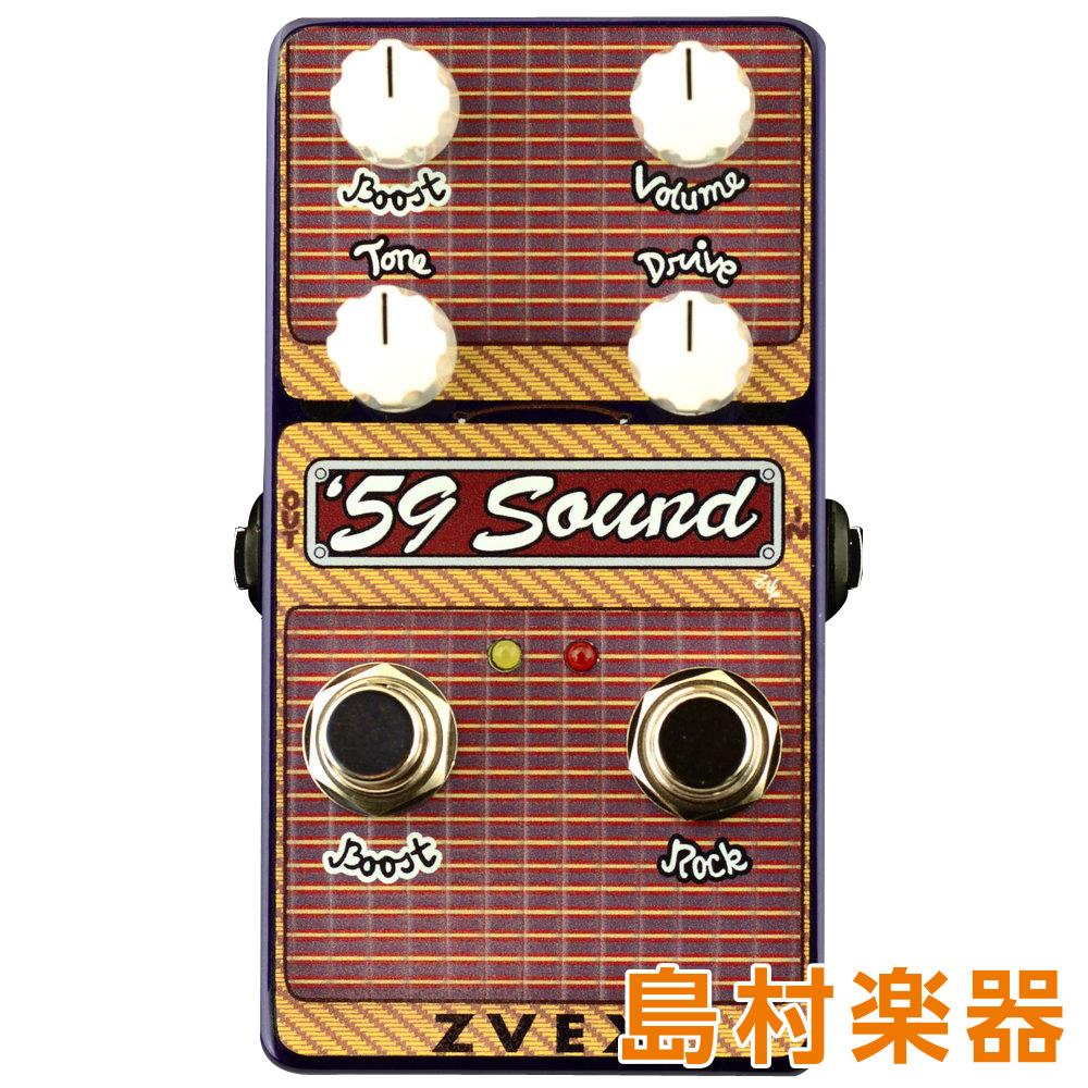 Z.VEX Vertical 59 Sound コンパクトエフェクター/ディストーション 【Zベックス】