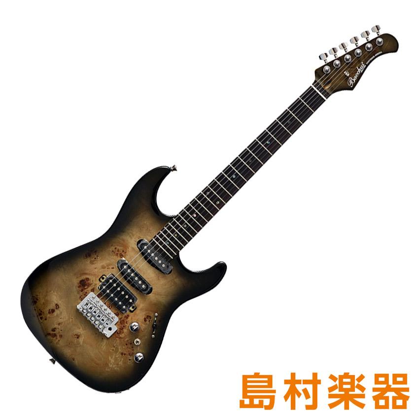 Bacchus GS-mini BP/R BK-B エレキギター 【ミニサイズ】 ユニバースシリーズ 【バッカス GSmini】