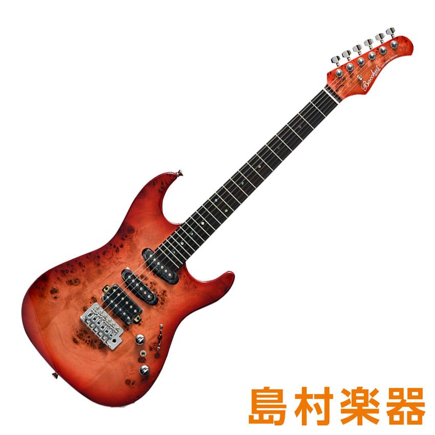 Bacchus GS-mini BP/R RD-B エレキギター 【ミニサイズ】 ユニバースシリーズ 【バッカス GSmini】