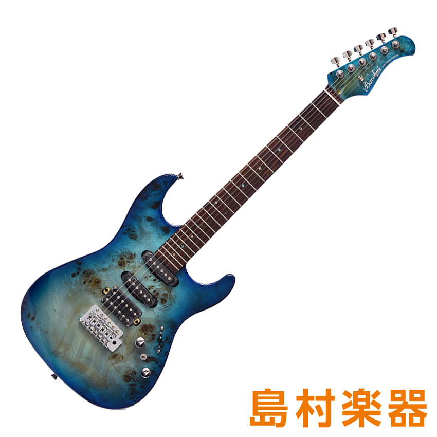 Bacchus GS-mini BP/R BL-B エレキギター 【ミニサイズ】 ユニバースシリーズ 【バッカス GSmini】