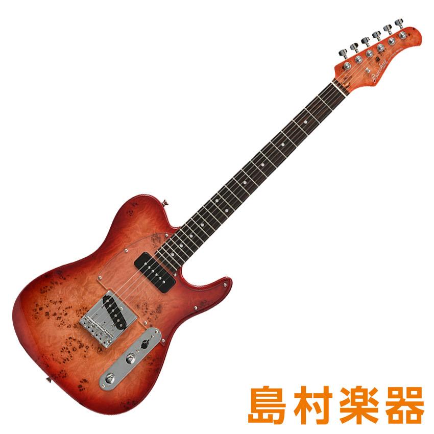 Bacchus TACTICS-BP/R RD-B エレキギター ユニバースシリーズ 【バッカス タクティクス】