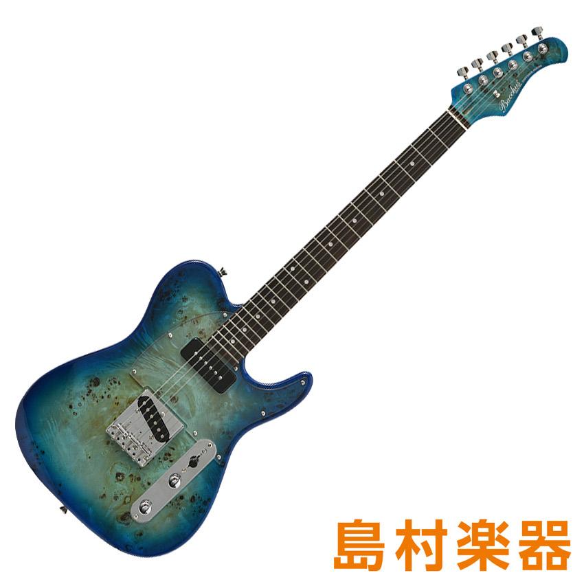 Bacchus TACTICS-BP/R BL-B エレキギター ユニバースシリーズ 【バッカス タクティクス】