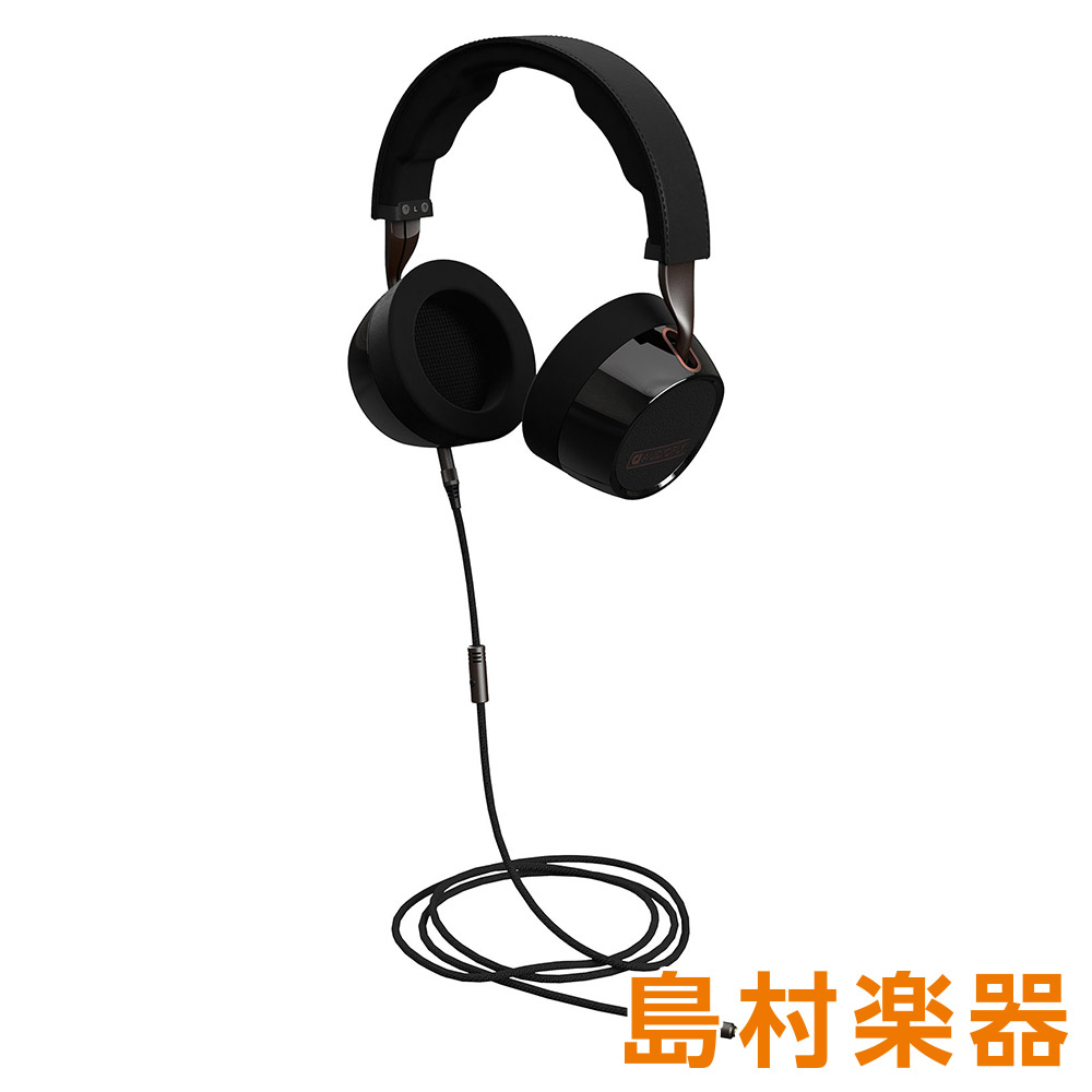 AUDIOFLY AF2401-1-01 Black 密閉型 ヘッドホン 【オーディオフライ】