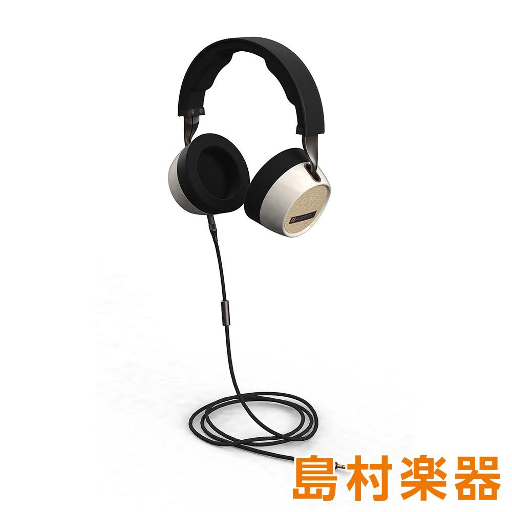 AUDIOFLY AF2401-1-02 White 密閉型 ヘッドホン 【オーディオフライ】