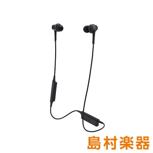 audio-technica ATH-CKR75BT BK グラファイトブラック Bluetoothイヤホン ワイヤレスイヤホン 【オーディオテクニカ】