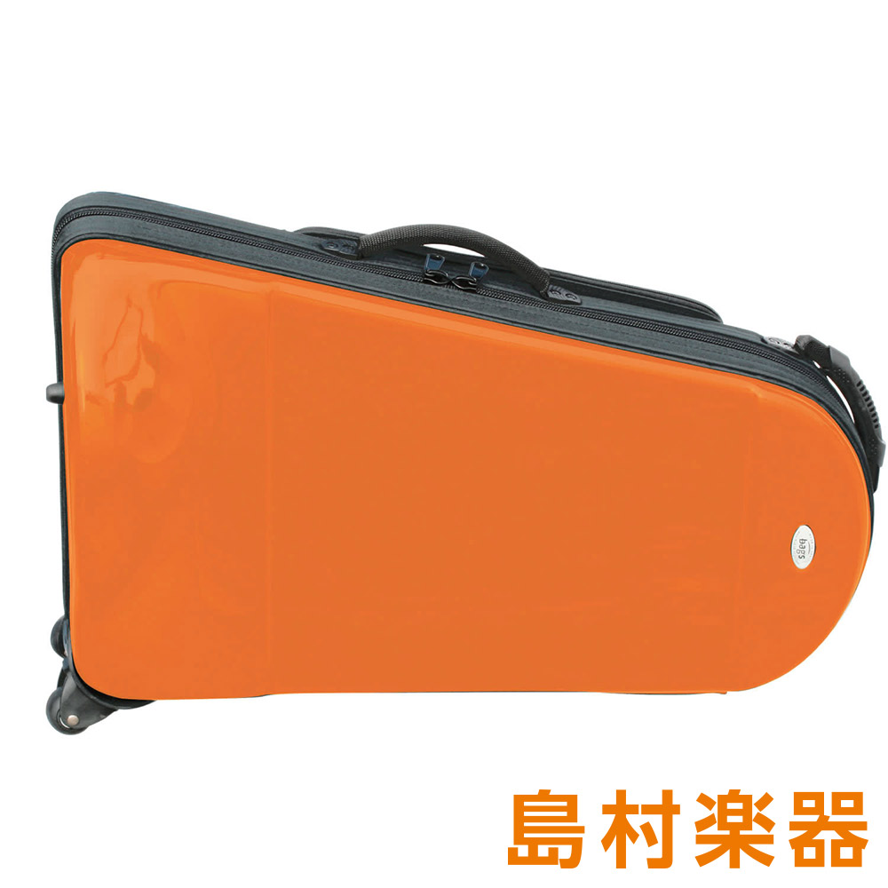 bags EFBE ORA オレンジ ファイバーケース ユーフォニアム用 【バッグス】
