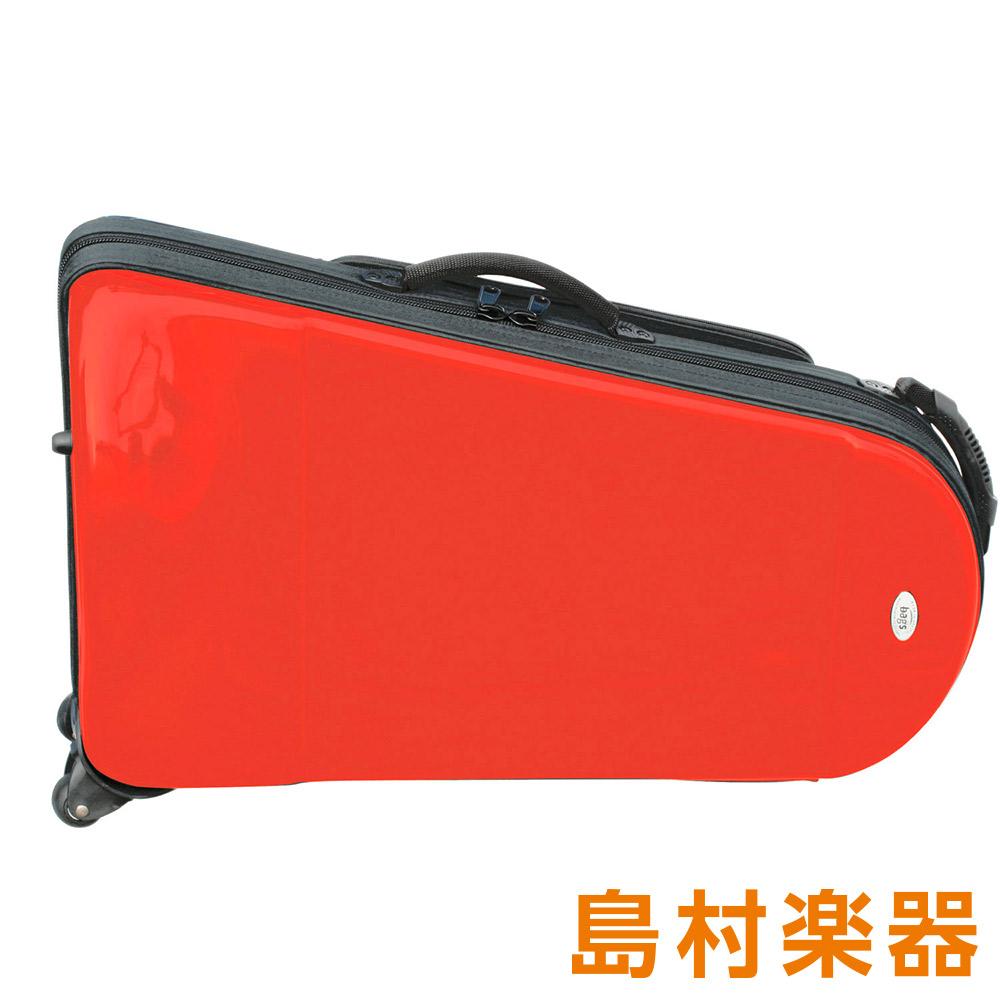 bags EFBE RED レッド ファイバーケース ユーフォニアム用 【バッグス】
