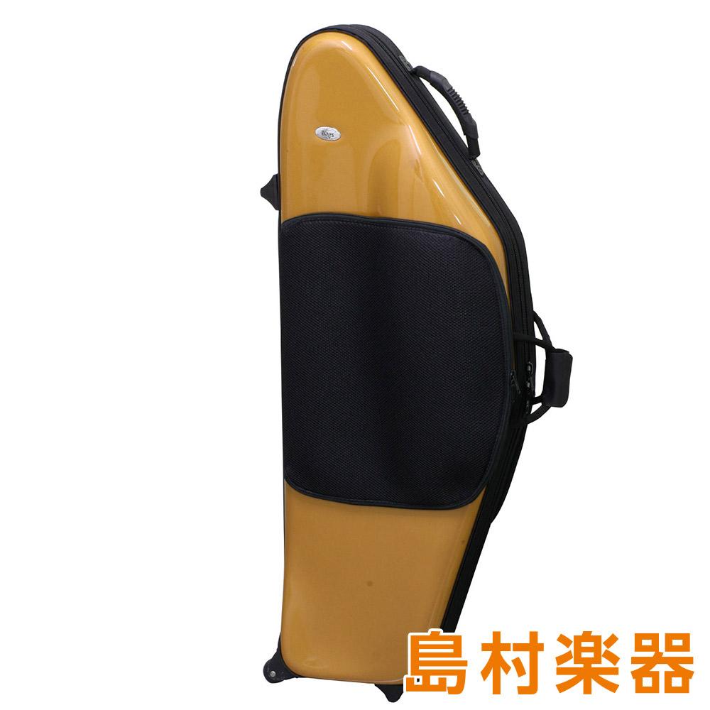bags EFBS M-GOLD メタリックゴールド ファイバーケース バリトンサックス用 【バッグス】