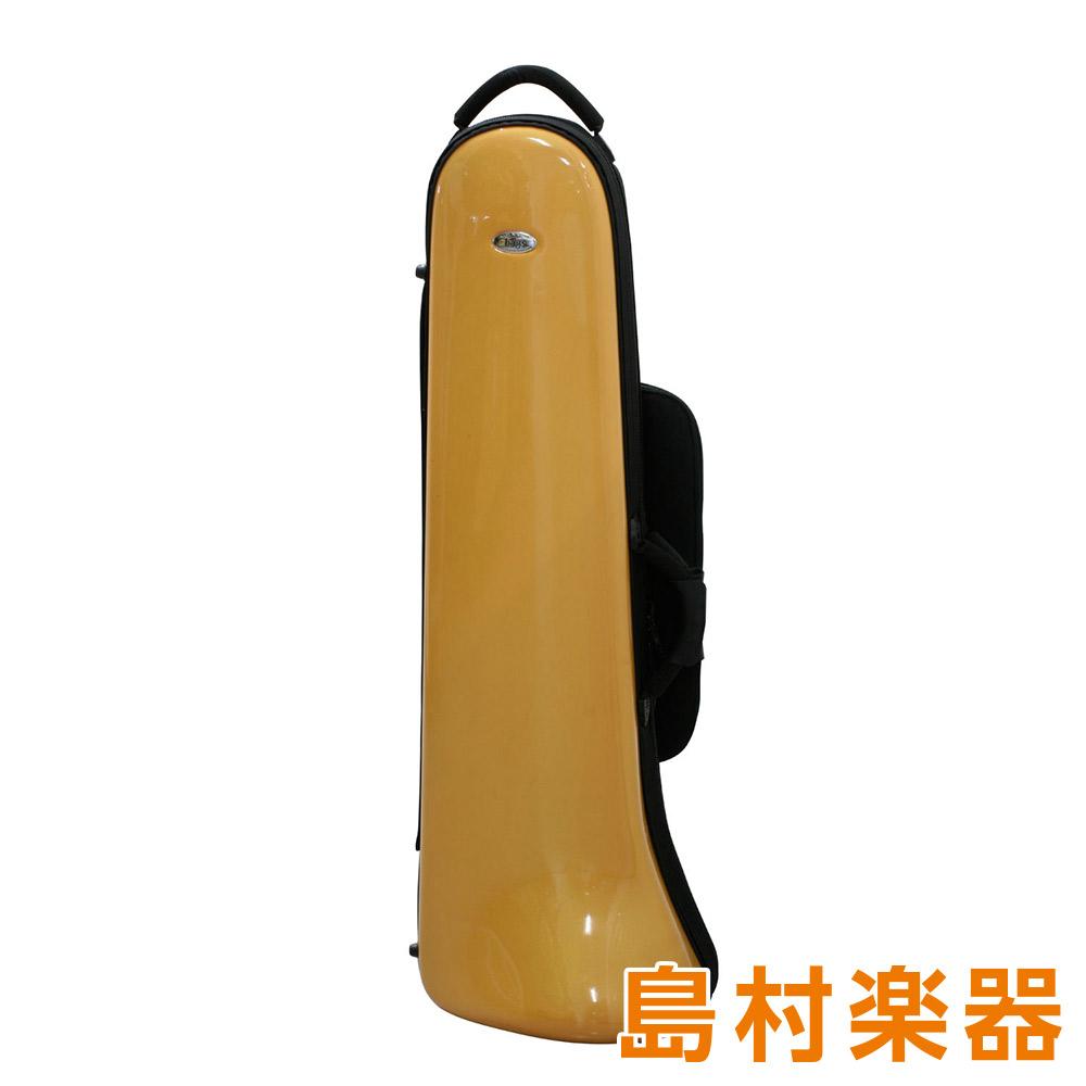 bags EFTT/24 M-GOLD メタリックゴールド ファイバーケース トロンボーン用 【バッグス】