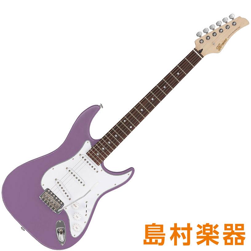 Greco WS-STD/R 江戸紫 エレキギター 【グレコ】