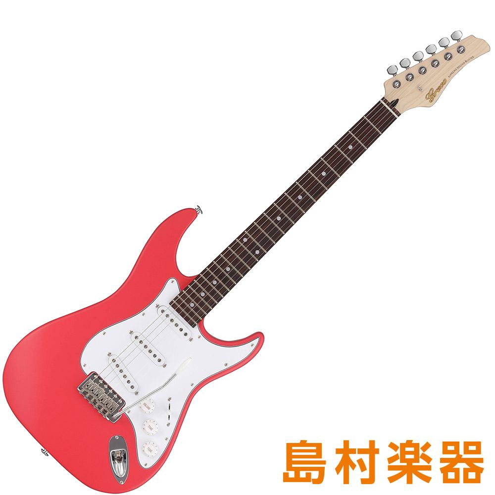 Greco WS-STD/R 深緋 エレキギター 【グレコ】