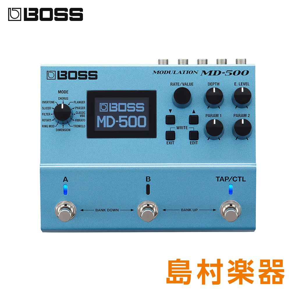 BOSS MD-500 モジュレーション エフェクタ― 【ボス MD500】