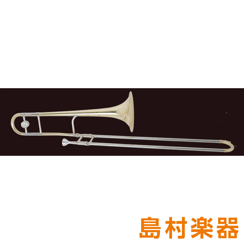 KING 3BCL KATAOKA テナートロンボーン B♭ イエローブラス 【片岡雄三モデル】 【キング 3B】