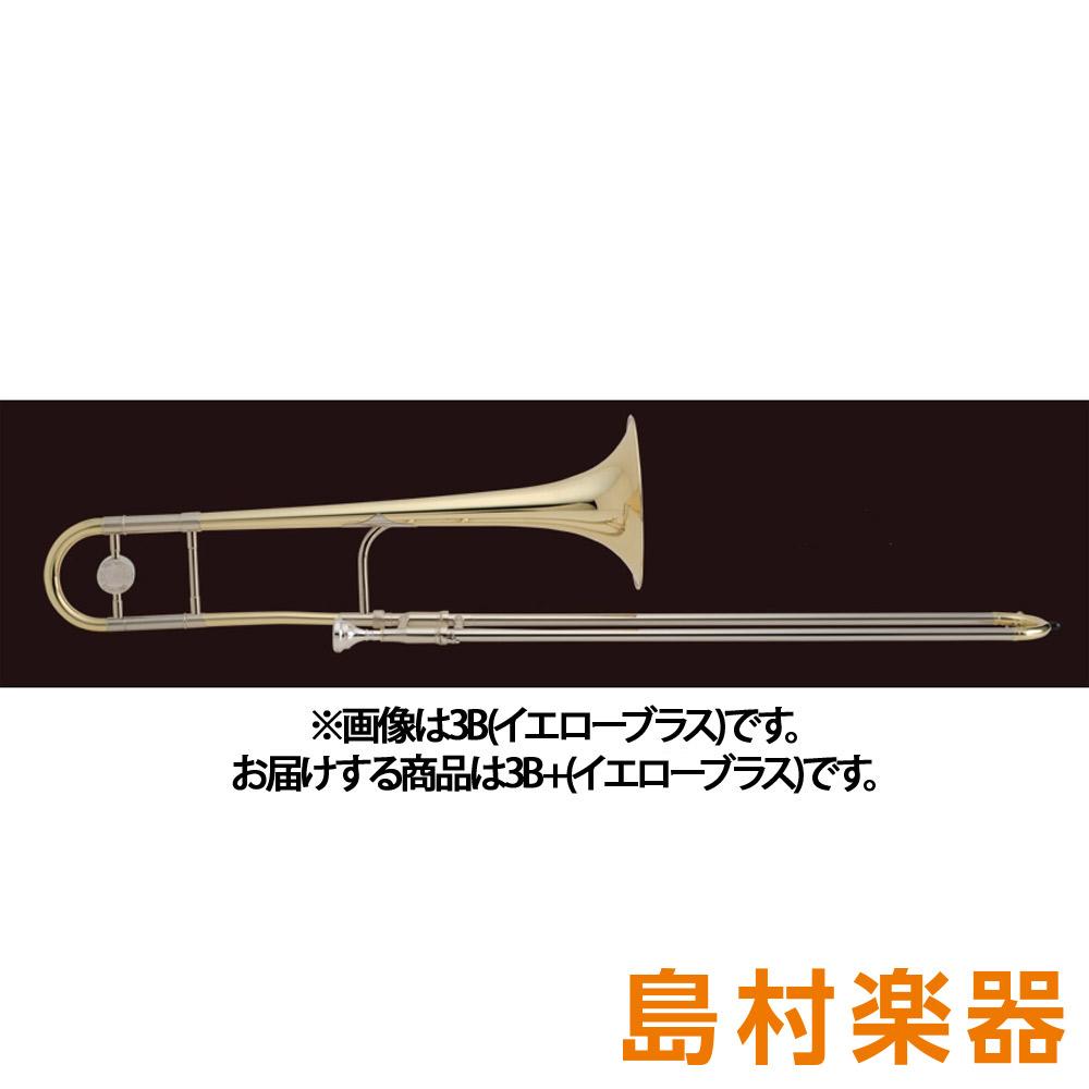 KING 2BG テナートロンボーン B♭ ゴールドブラス ラッカー仕上 【キング 2B】