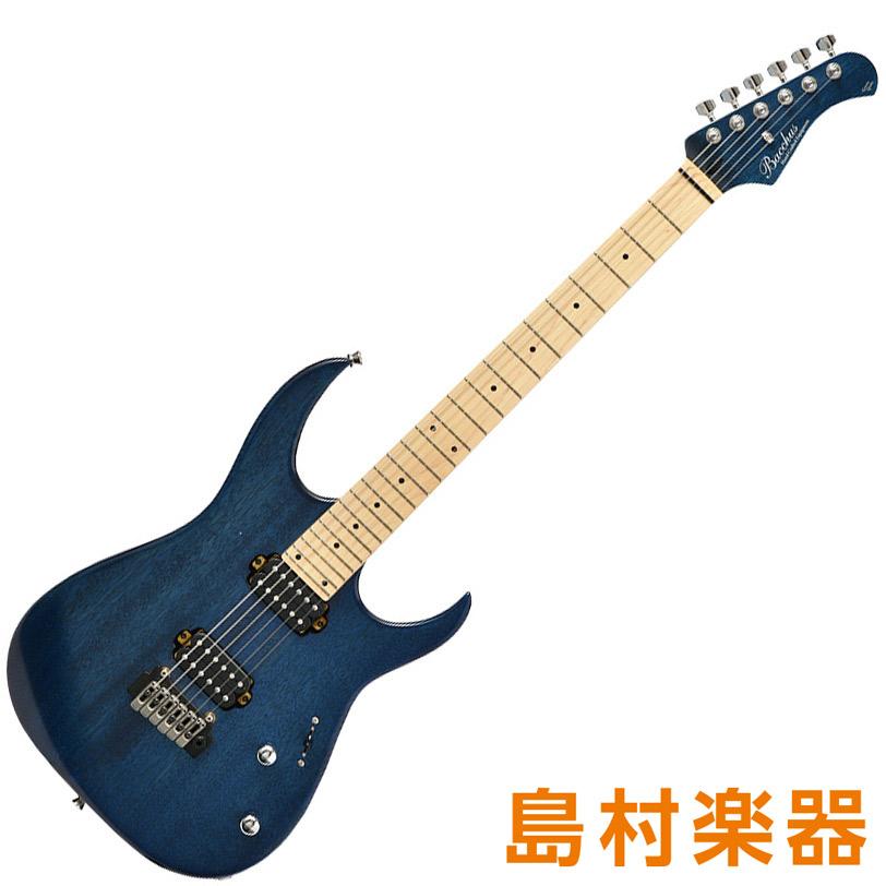 Bacchus GRACE-FT/M BLU/OIL エレキギター グローバルシリーズ 【バッカス】