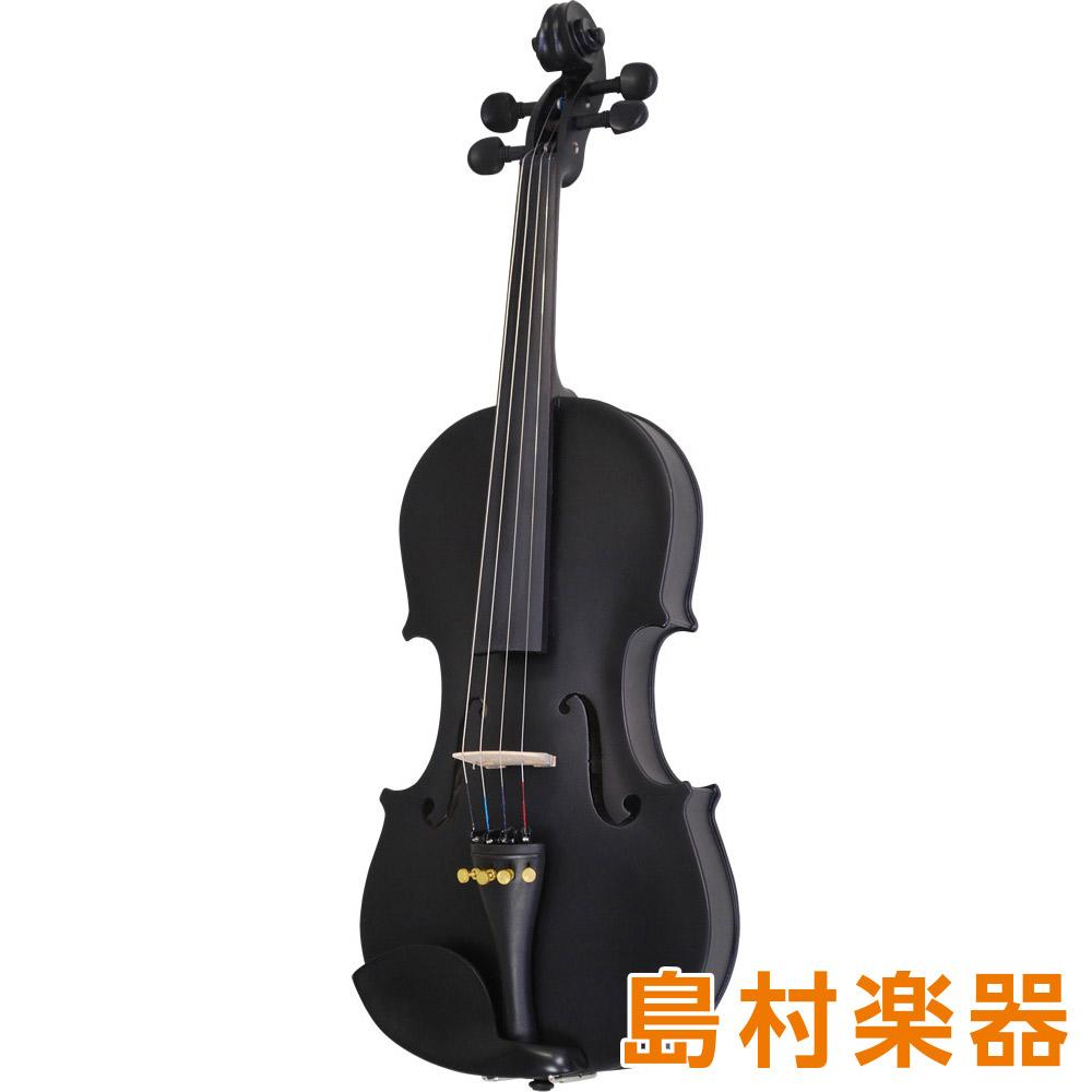 Hallstatt V-12/BK ブラック バイオリン 4/4サイズ 【ハルシュタット】